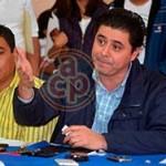 Candidaturas del PRD no ser�n nombradas para favorecer al PRI: Rogelio Franco